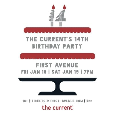The Current's 14th Birthday Party