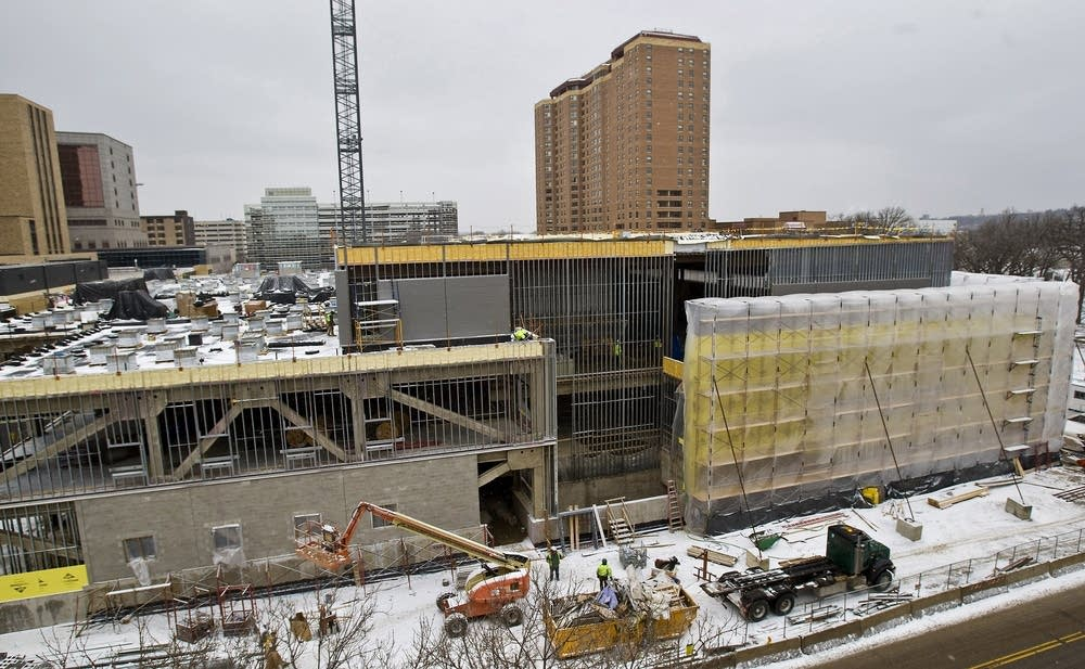 Mayo Clinic's 'destination medical center' needs taxpayer help | MPR