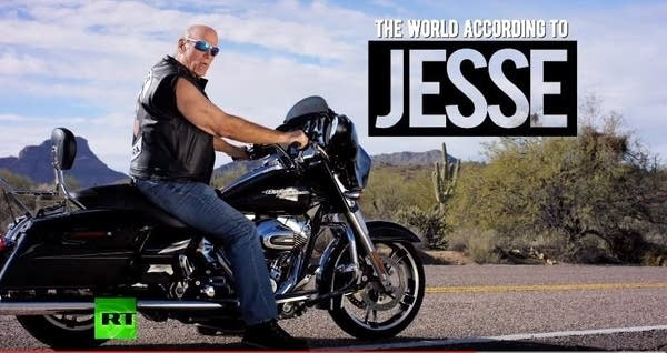 Jesse Ventura has a new show for Russian state TV about
