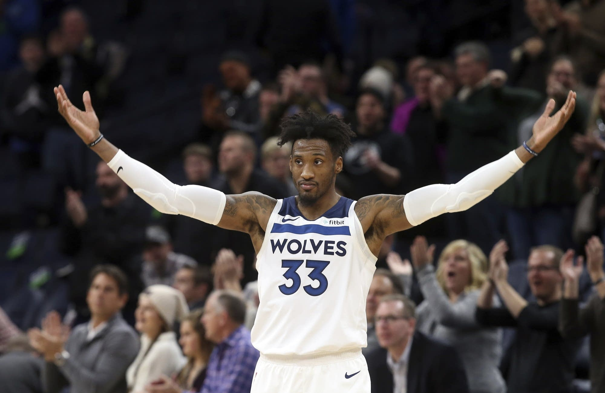 fc0f53eed Playoffs possible for new-look Timberwolves  Yes. Really.