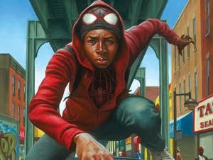 'Miles Morales: Spiderman' by Jason Reynolds