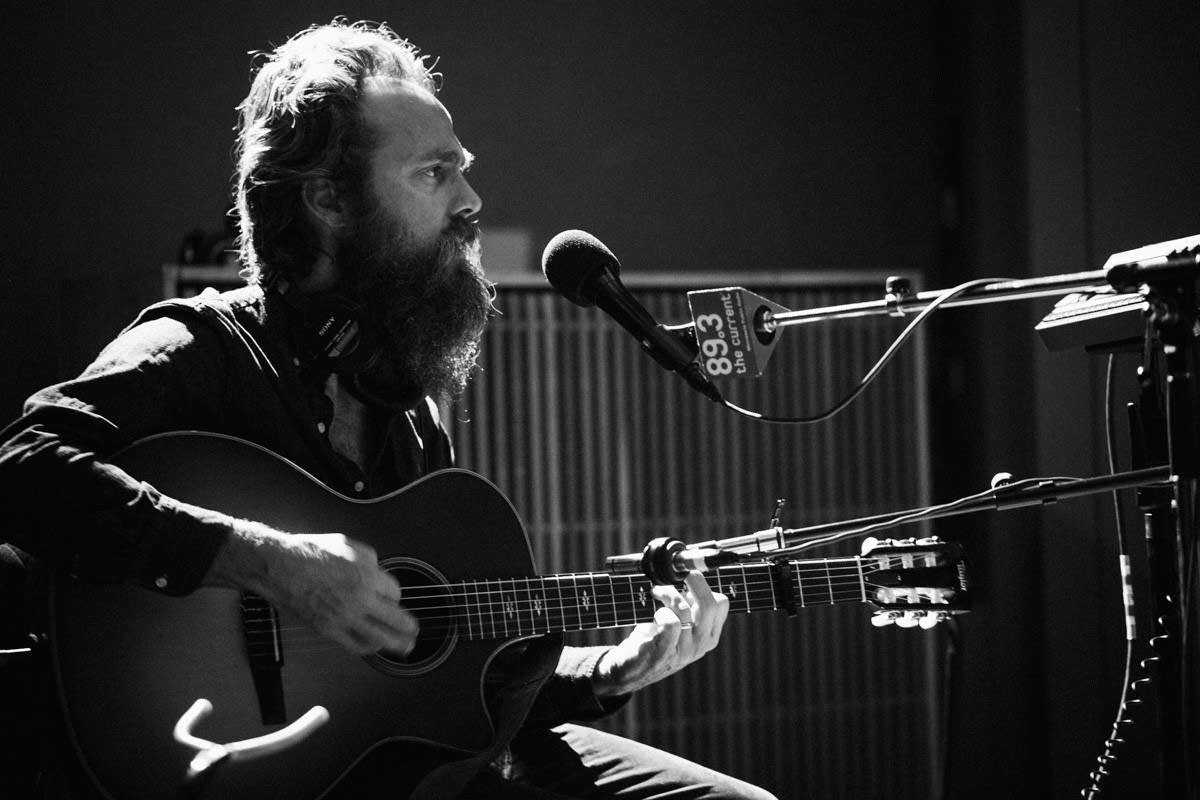 Iron & Wine visit The Current's studios