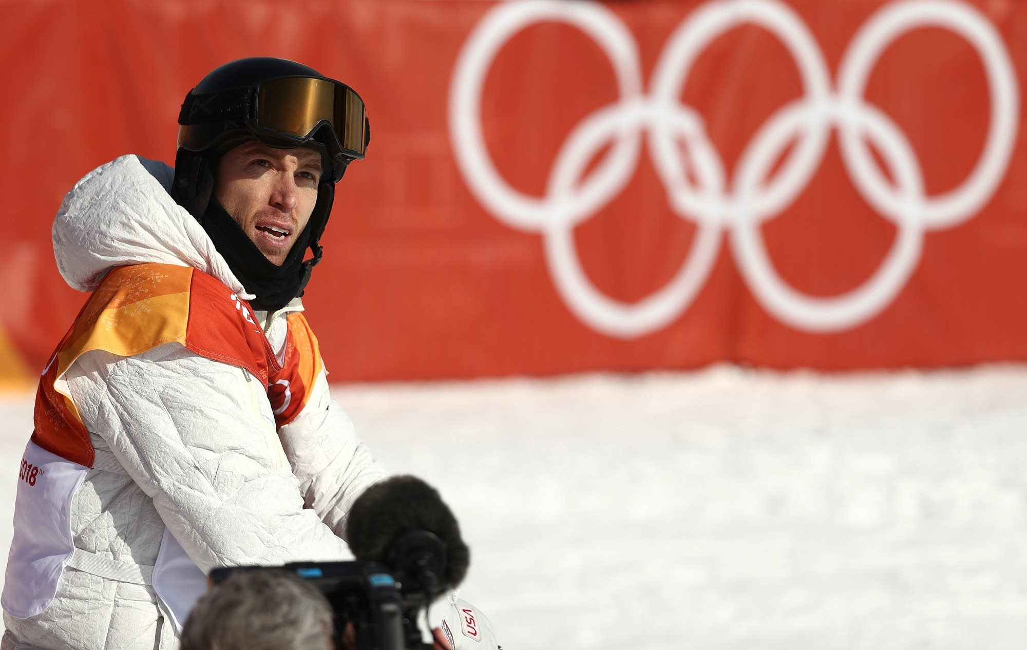 Olympic snowboard champion White says proud to change sport