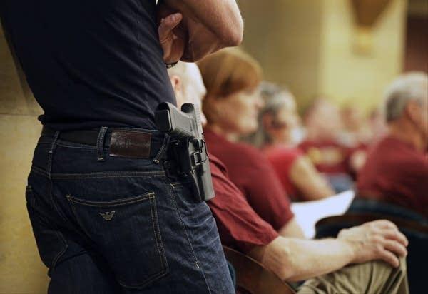 Firearm debate