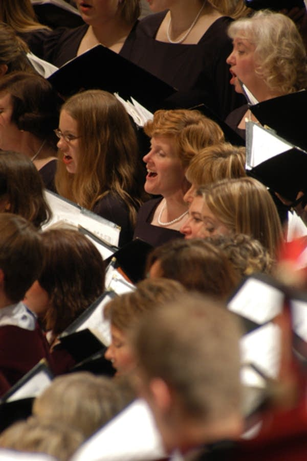 Augsburg Masterworks Chorale and Orchestra