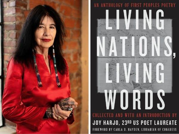 """""""Living Nations, Living Words,"""" by Poet Laureate Joy Harjo."""