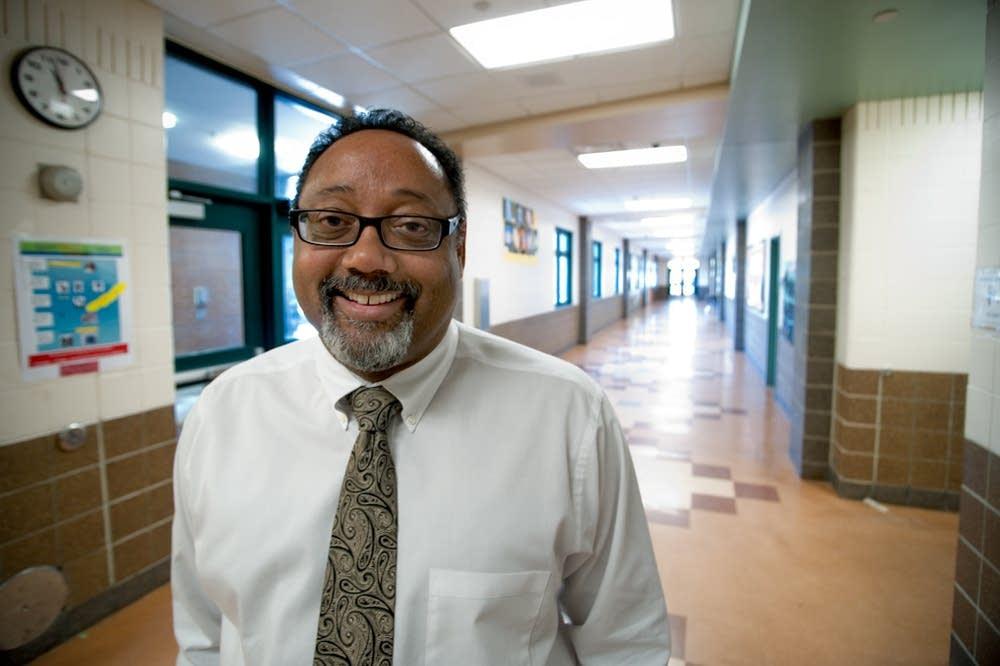 Principal David Branch