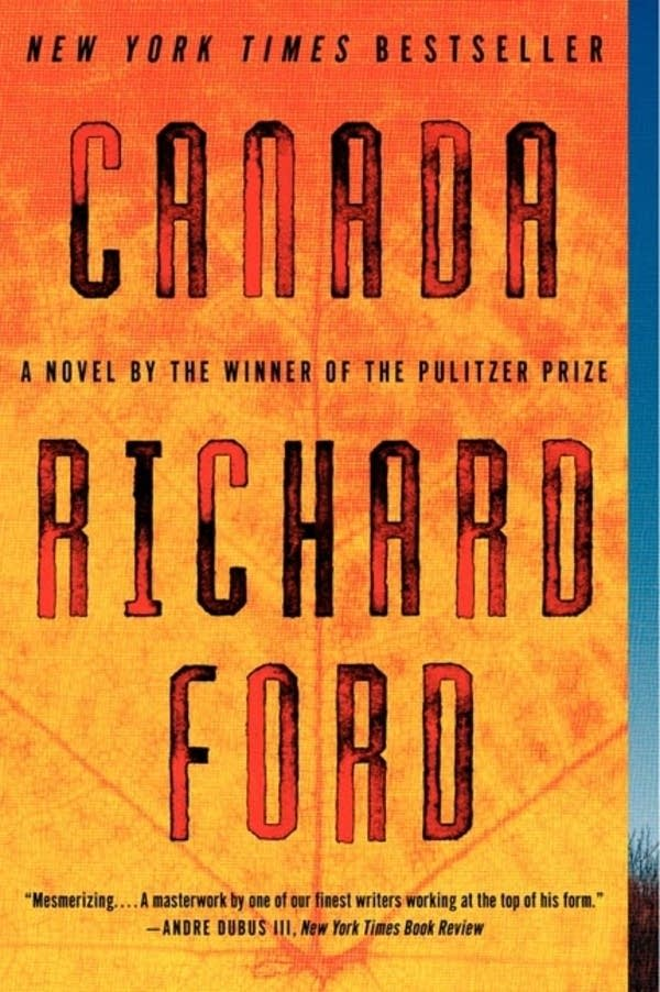 'Canada' by Richard Ford