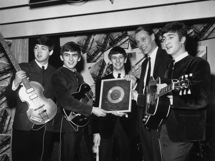 Coffee Break: Beatles songs with orchestral arrangements or