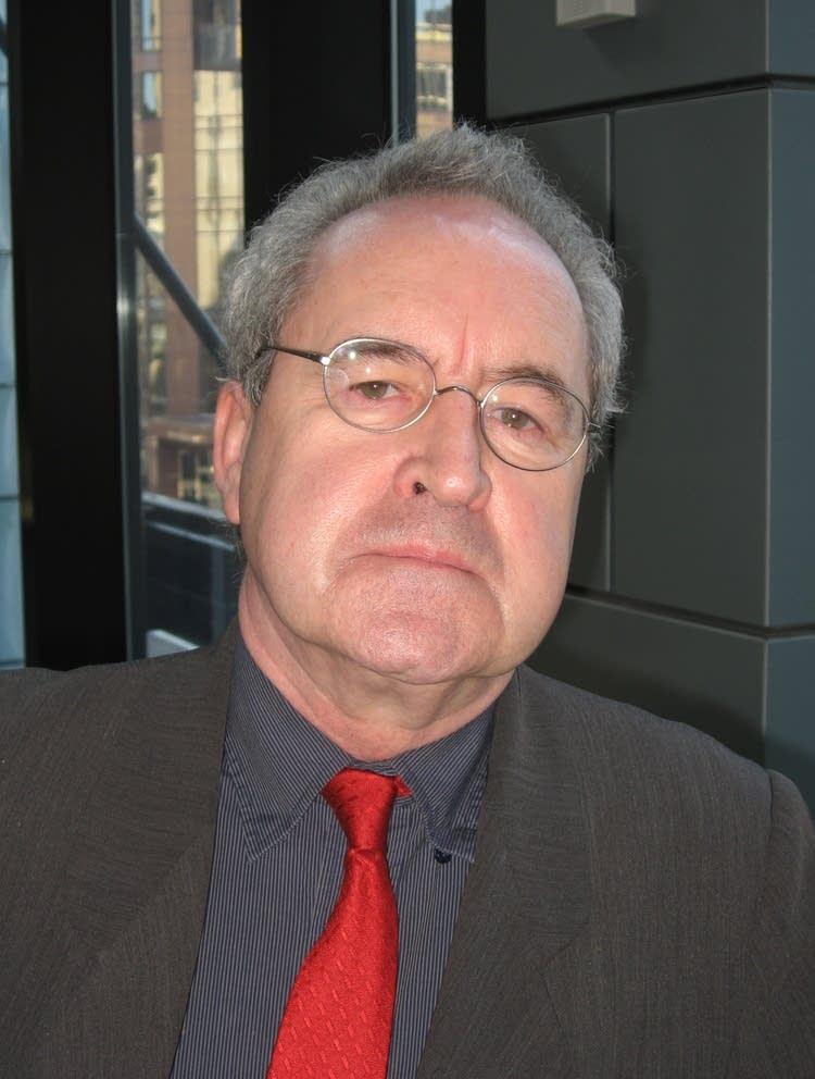 Author John Banville