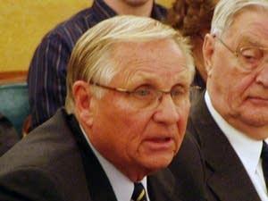Former Gov. Arne Carlson