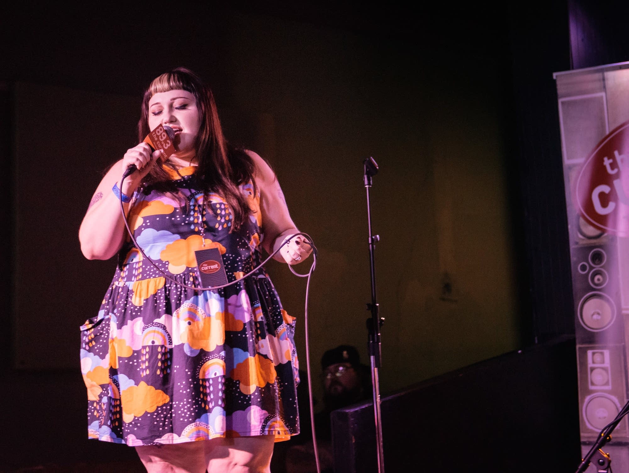 Beth Ditto MicroShow Turf Club