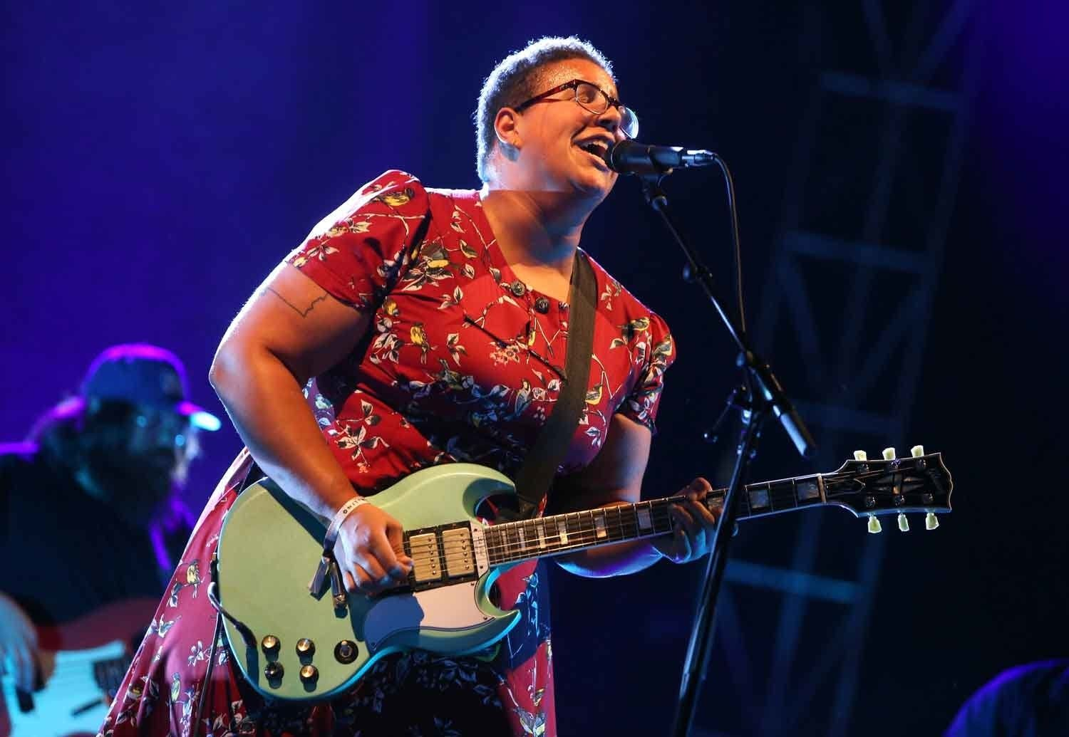 Alabama Shakes' Brittany Howard On Small-Town Life, Big-Time Music | The  Current