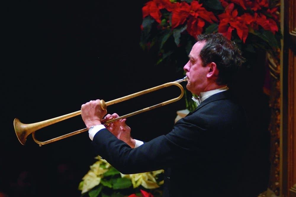 Messiah trumpeter