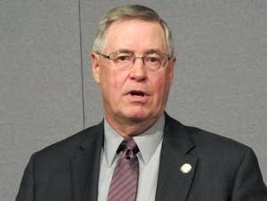 GOP Sen. Scott Newman of Hutchinson