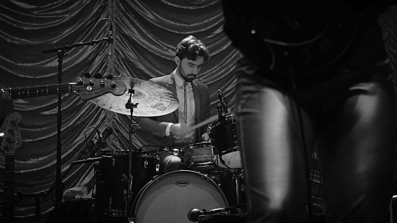 Drummer Joshua Jaeger