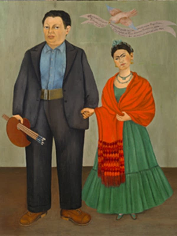 Rivera and Kahlo