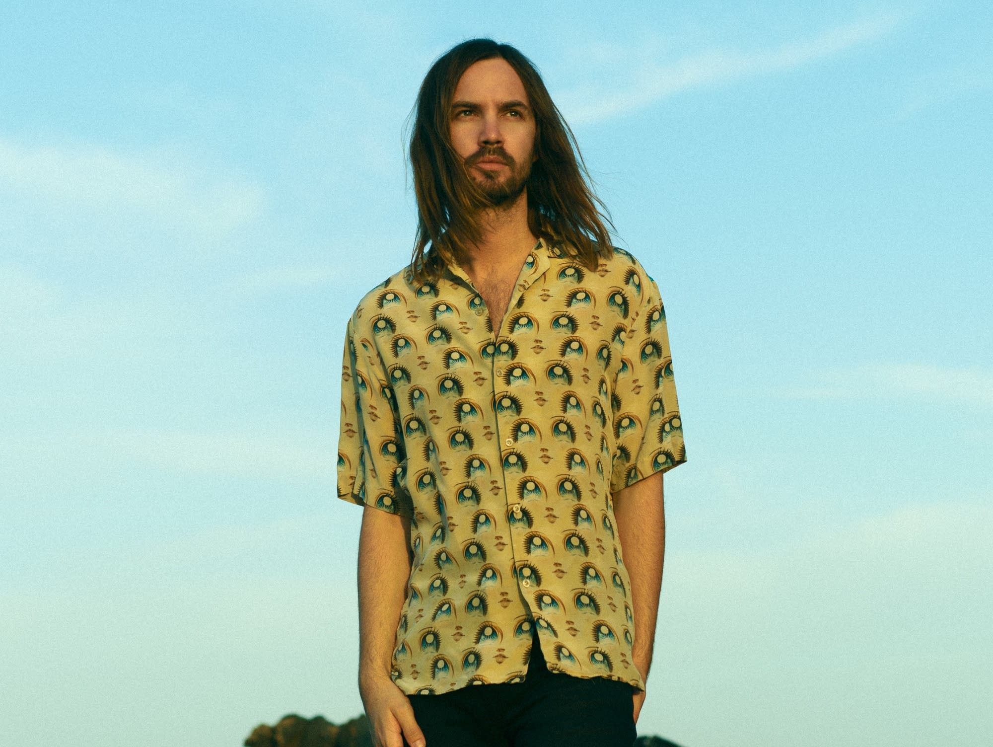 Kevin Parker is Tame Impala