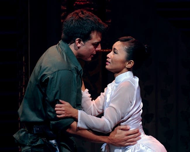 5th Ave Theatre production of Miss Saigon