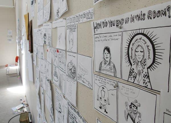 Twenty collaborators have been creating stories.