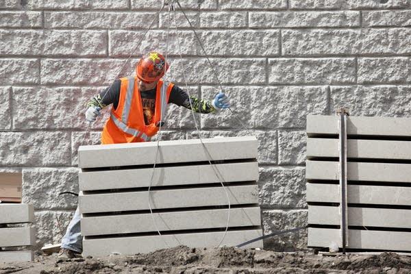 Mike Stevenson of Industrial Builders Inc.