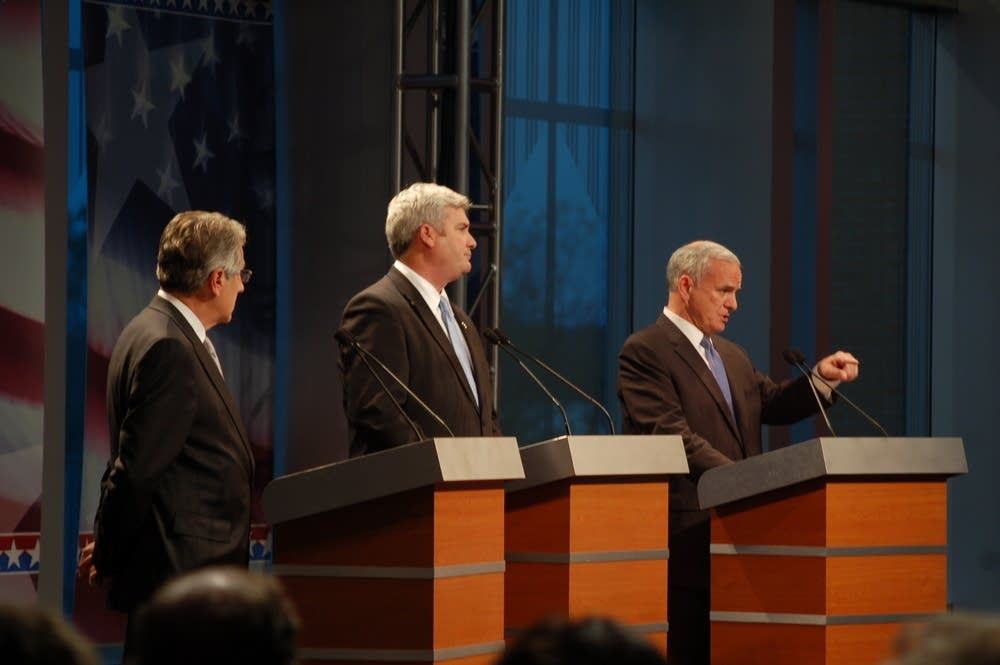 KSTP debate