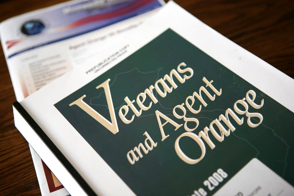Veteran and Agent Orange