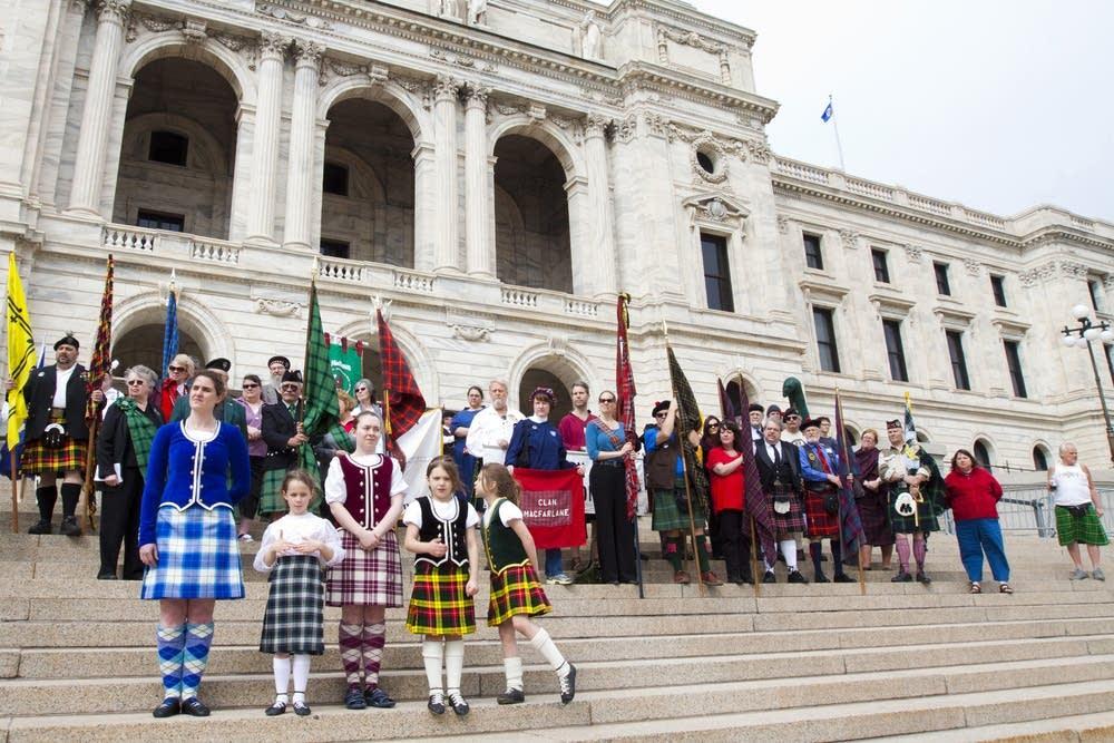 Scottish heritage group