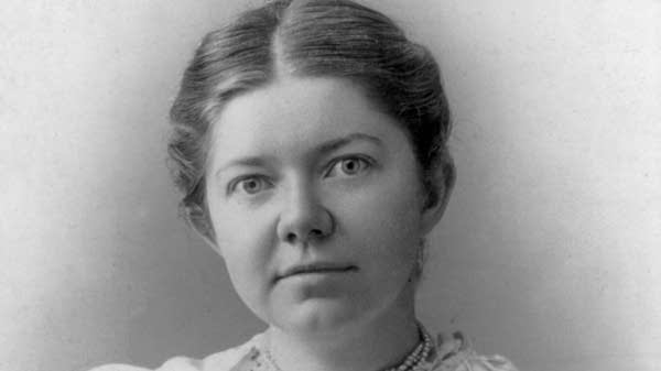 Amy Beach was an important American composer.