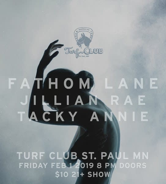 Fathom Lane Jillian Rae and Tacky Annie Poster