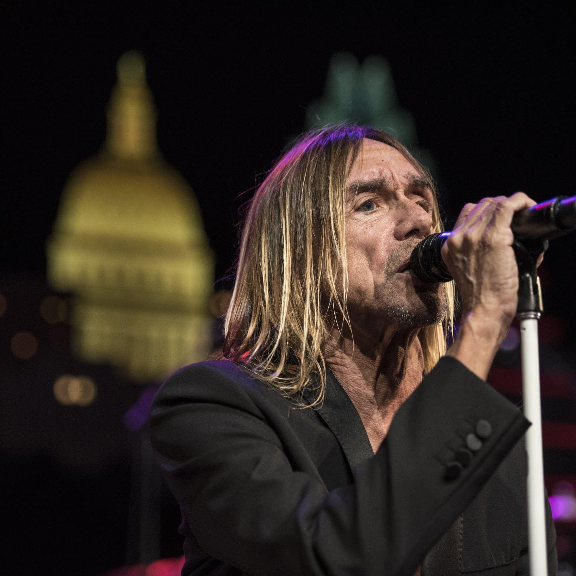 Iggy Pop performs on 'Austin City Limits'