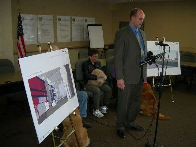 Humane Society unveils new airport facility