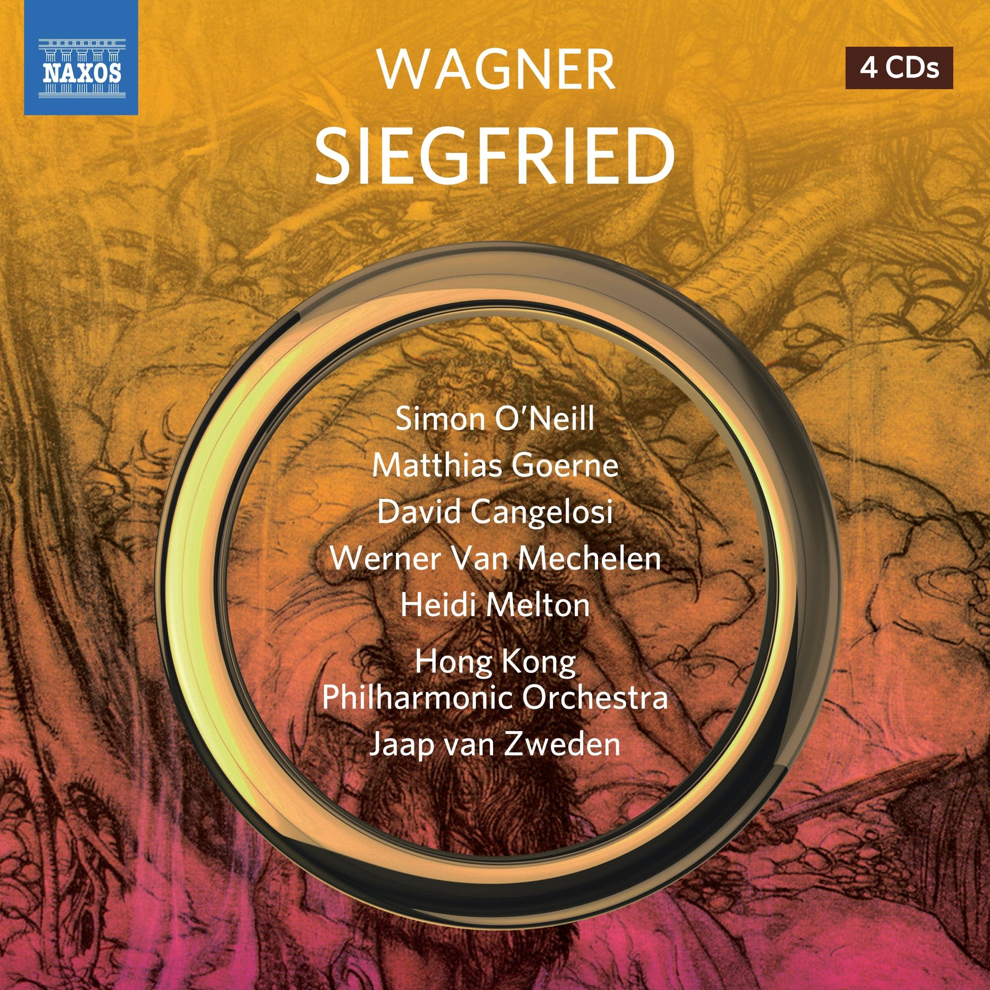 Richard Wagner - Siegfried