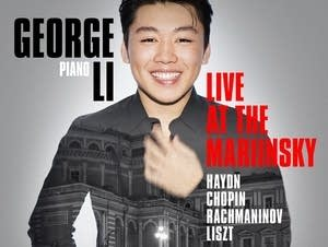 George Li, pianist