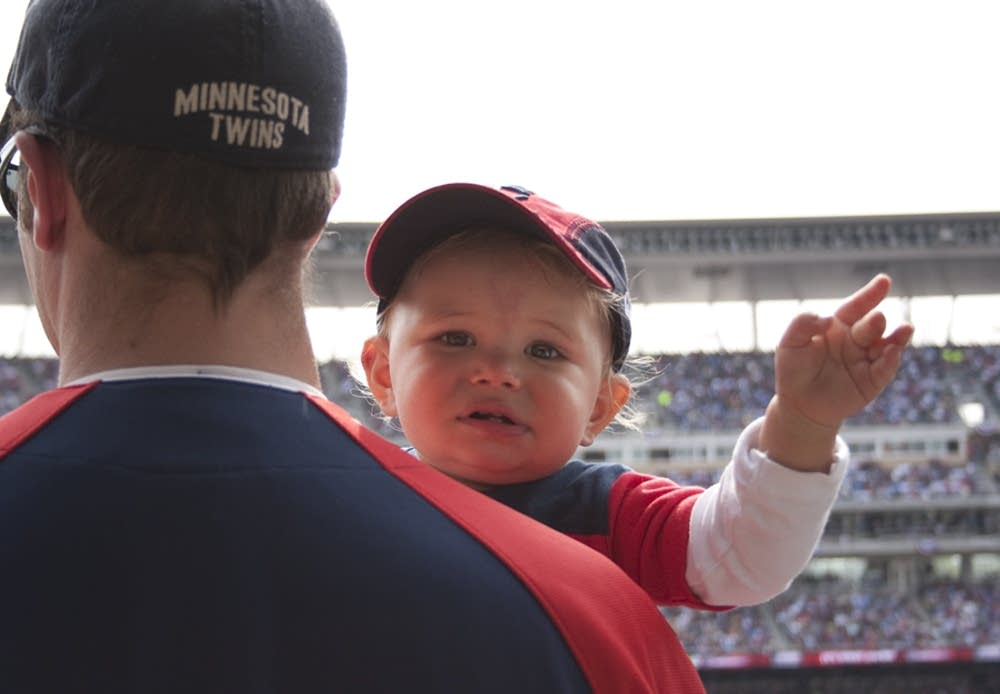 Young Twins fan