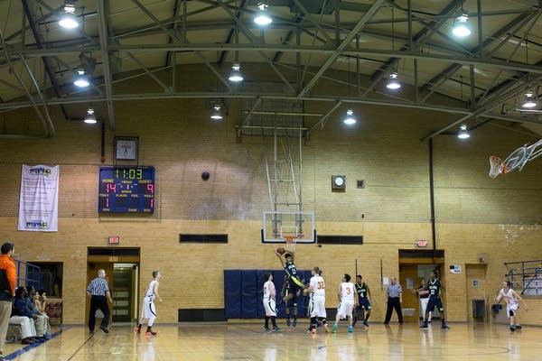 Mesabi Academy, Minnesota, high school basketball