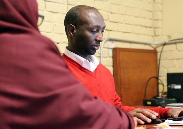 Mohamud Noor, exec. dir., Confederation of Somali Community in Minnesota