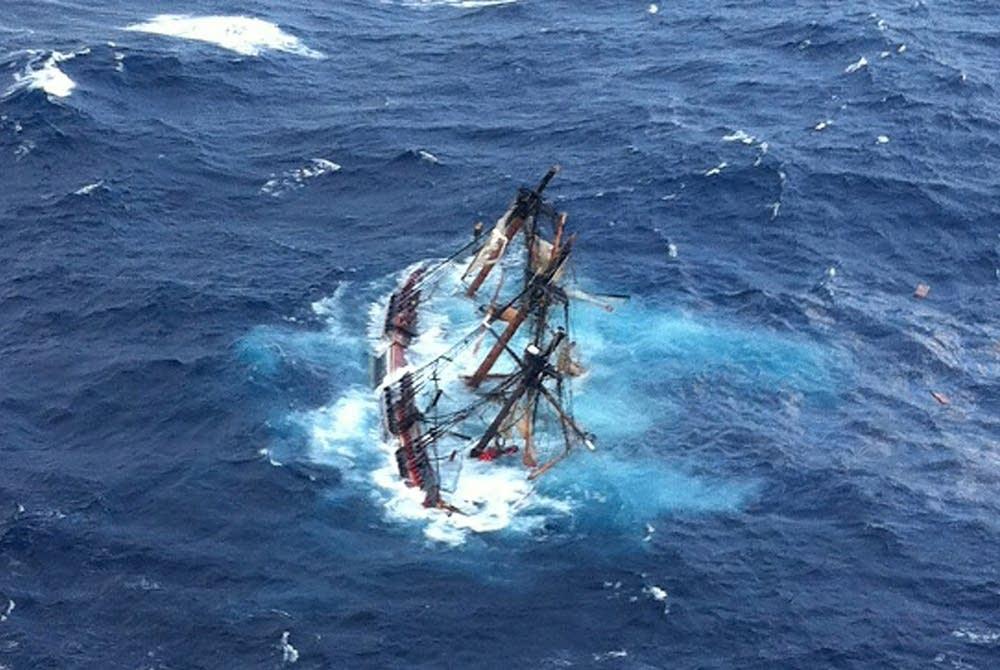 The HMS Bounty