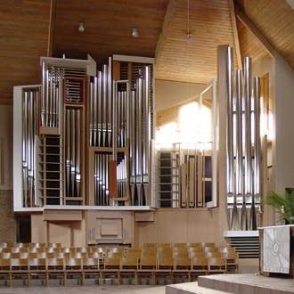 2005 Rosales/Glatter-Götz at Augustana Lutheran Church, West Saint Paul, MN
