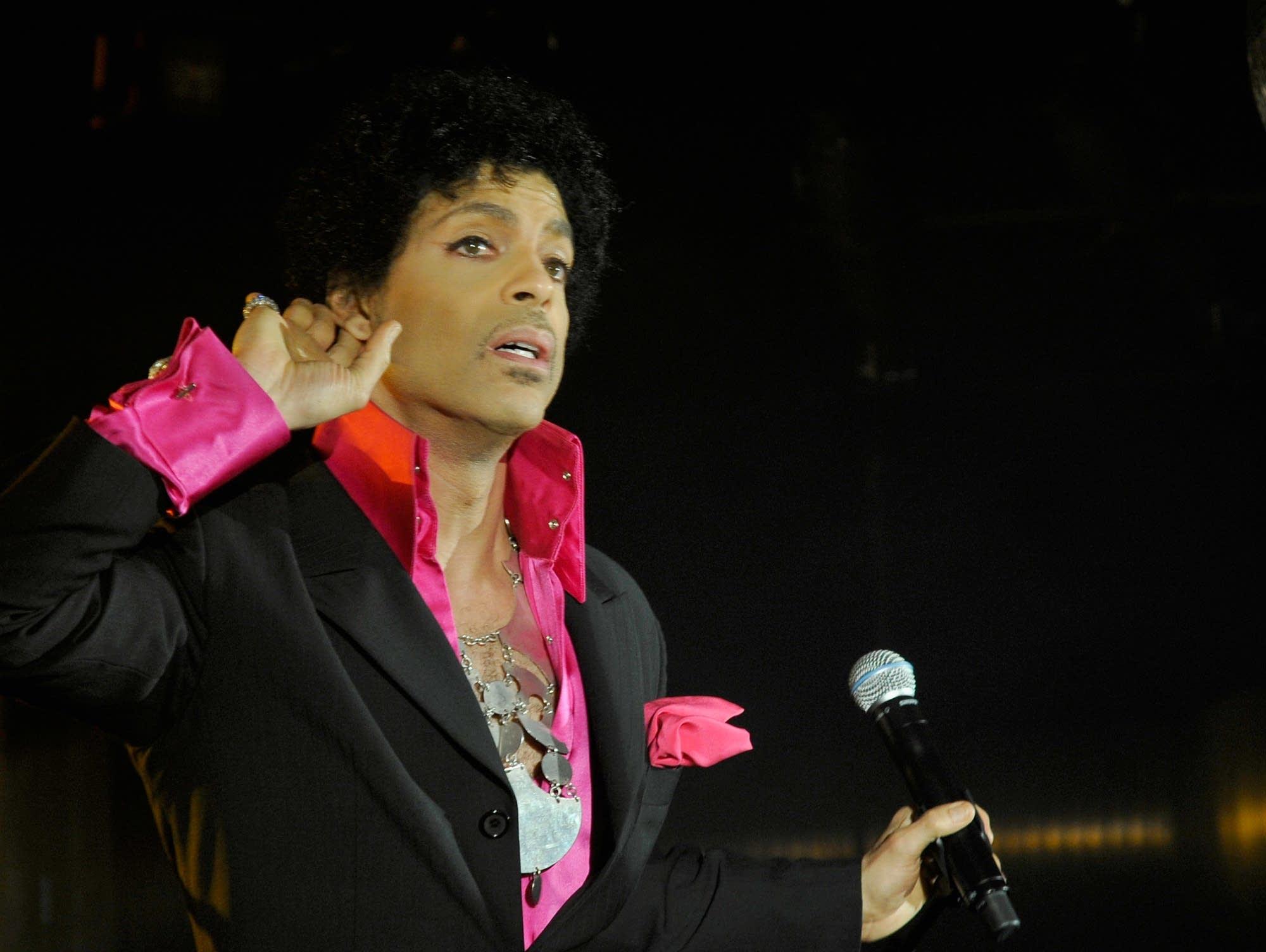Prince at SXSW 2013