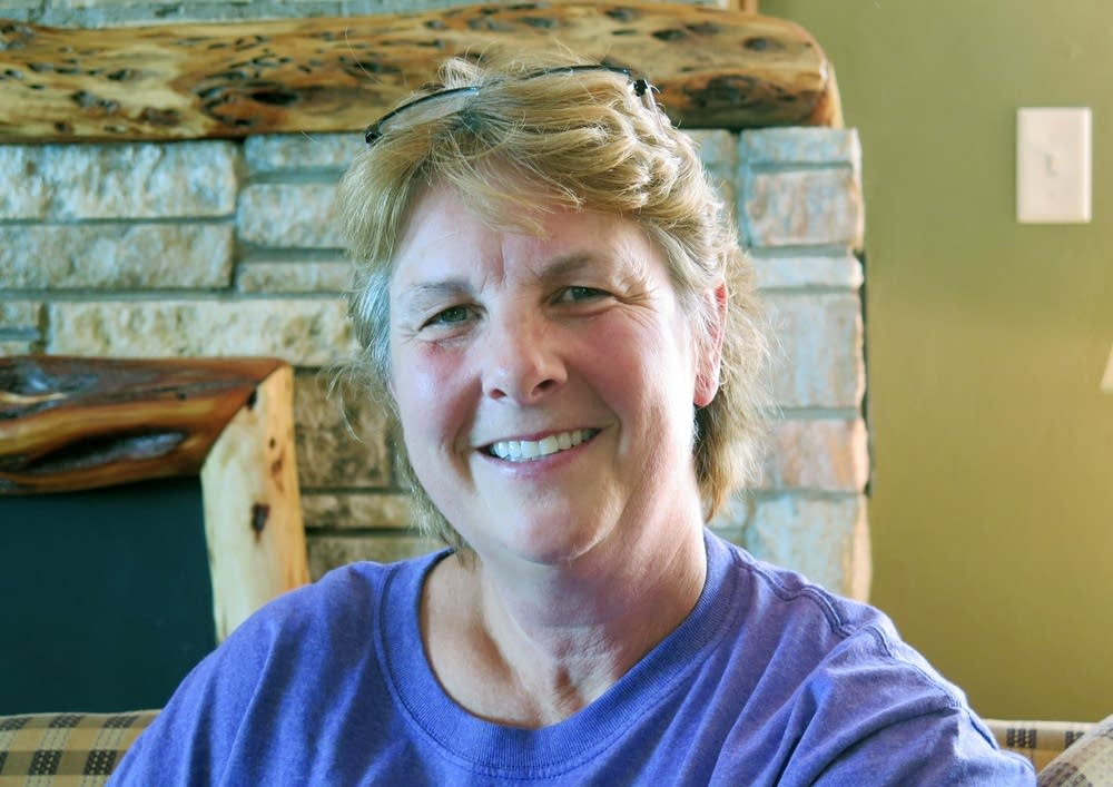 Linda Eno, owner of Twin Pines Resort