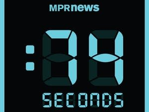 '74 Seconds' podcast logo iTunes small