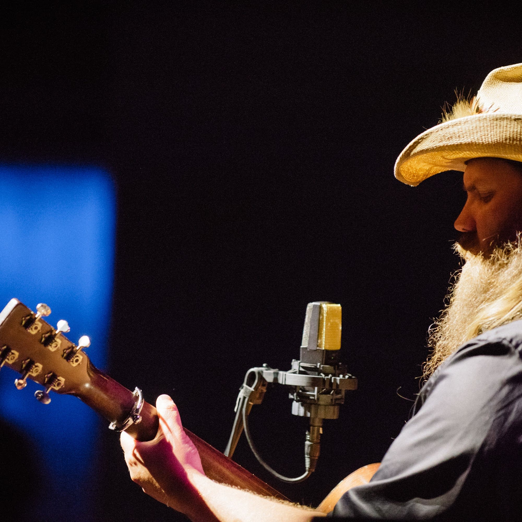Chris Stapleton on the Show with Chris Thile