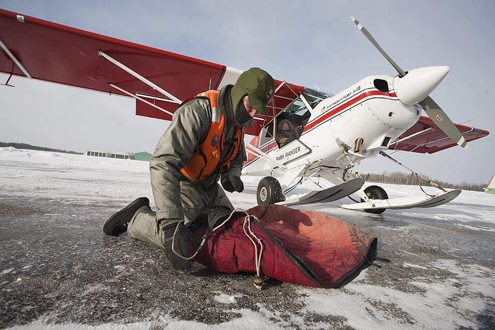 Pilot Steve Mazur