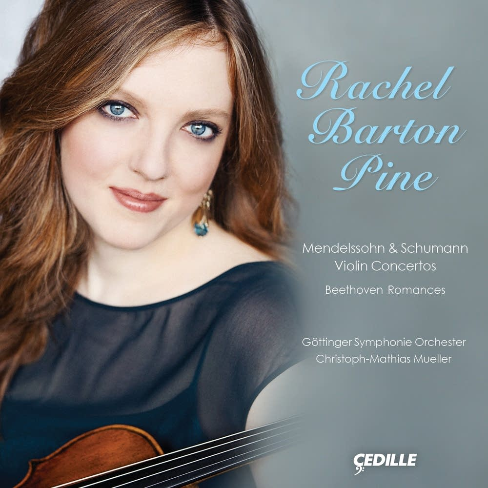 rachel barton pine mendelssohn schumann concertos