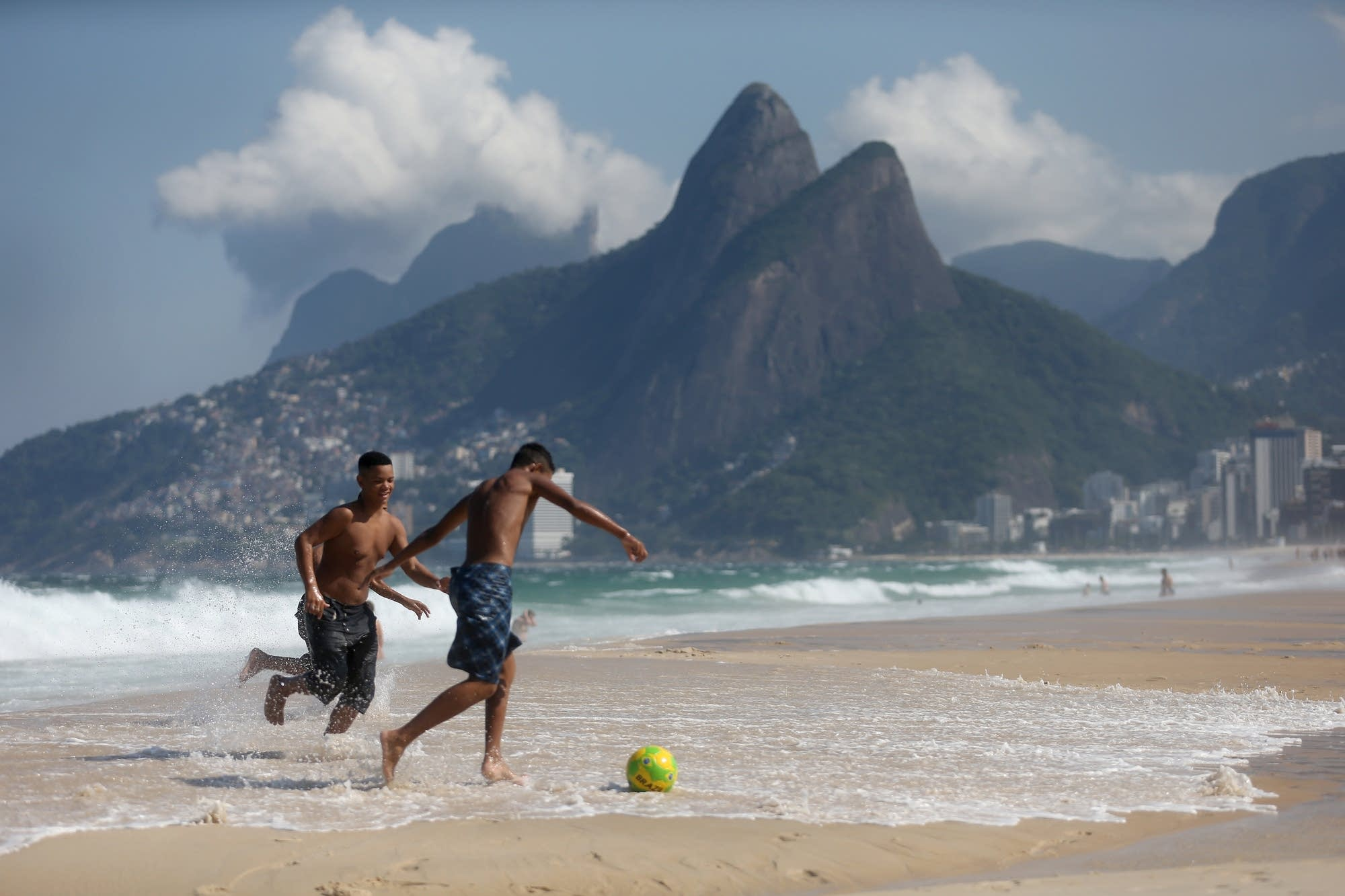 Brazil Prepares For World Cup