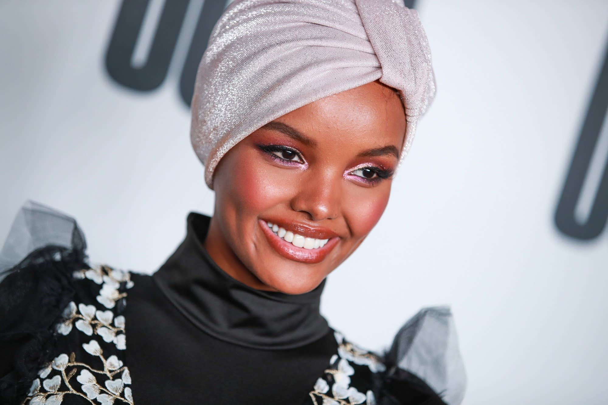 e0b8633f678 Halima Aden is first to wear a burkini in Sports Illustrated swimsuit issue
