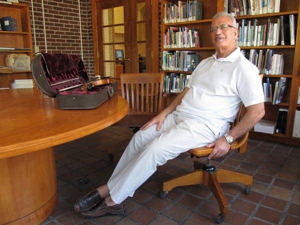 Retired Minneapolis pharmacist Salah Fattah
