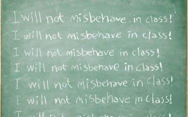 Writing discipline reform into law