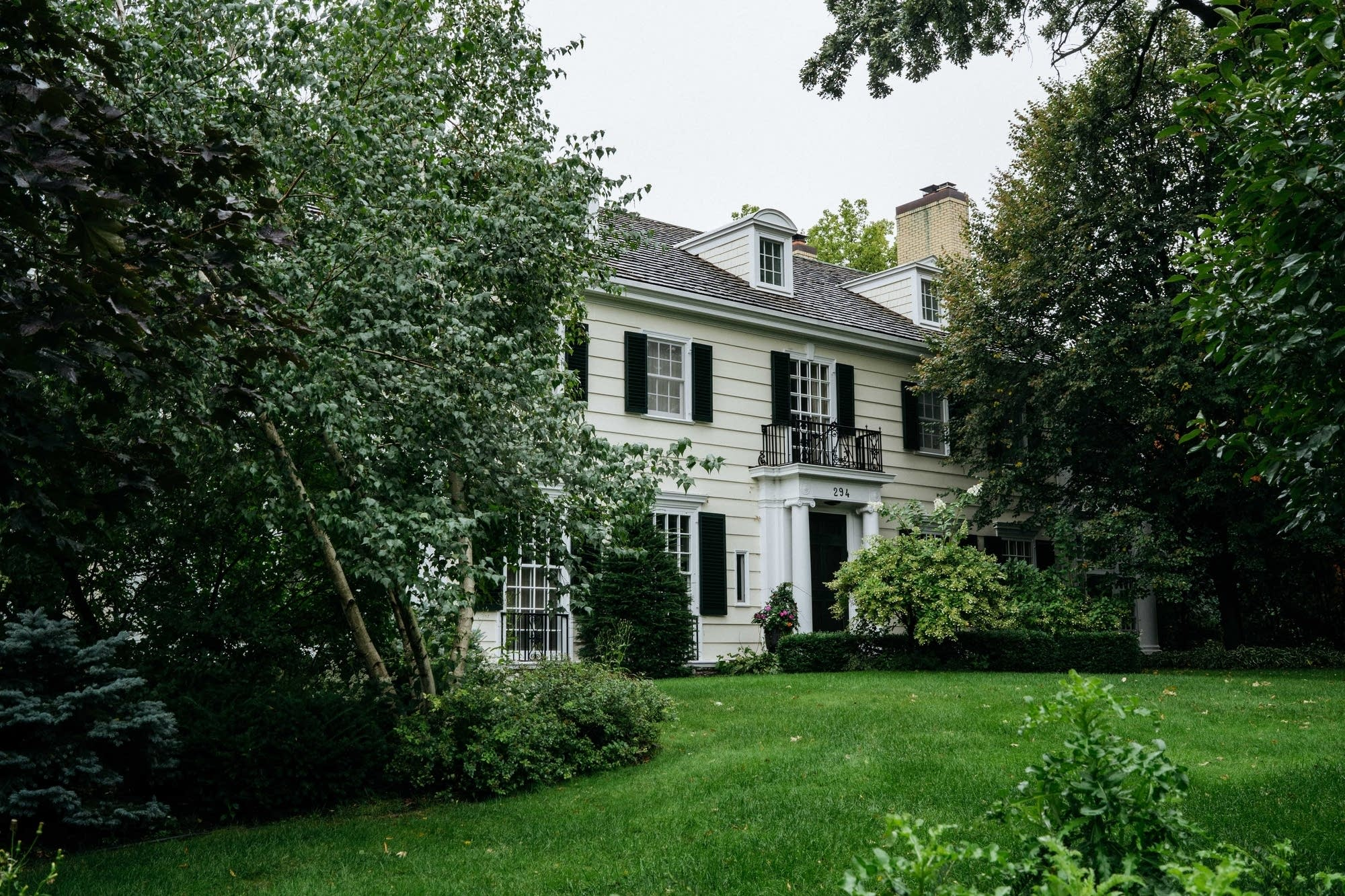 garrison keillor lists st paul home for sale mpr news
